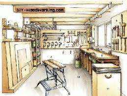 woodworking workshop layout. 1 \u2013 long term storage rack woodworking workshop layout