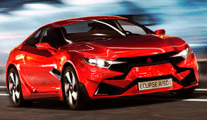 new car releases for 20162016 Mitsubishi Eclipse Concept Release  Future Cars Models