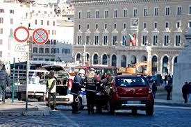 Roma, blocco veicoli inquinanti fino a lunedì - Il Tempo