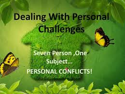 photo essay dealing personal challenges