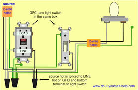 wiring diagram receptacle to switch to light Wiring A Light Switch And Outlet wiring diagram for light switch and outlet wiring diagrams wiring a light switch and outlet together