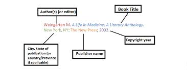 How To Cite A Pdf Book