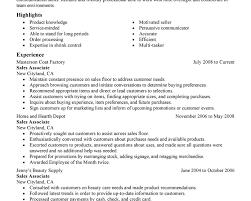 Real Estate Sales Coordinator Resume Service Industry Resume For