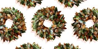 wreaths for front doors16 Best Fall Wreaths for 2017  Beautiful Front Door Fall Wreaths