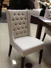 a set of these chairs will be sure to up the style in your dining room for a quick pick me up in preparation for spring