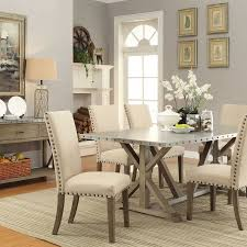 webber rectangular dining room set