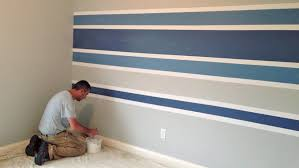 Striped painted walls Vertical Stripes Architecture Stripe Paint Walls Comfy How To Wall Stripes Pinterest Pertaining From Stripe Paint Thefrontlistcom Stripe Paint Walls Comfortable How To Tape And Crisp Level Stripes