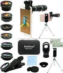 Handy Kamera Objektiv Set, 11 in 1, Universelles 20: Amazon.de: Kamera