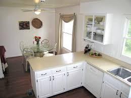 White Stained Wood Kitchen Cabinets Kitchen Simple Kitchen Wooden Kitchen Island White Ceramic