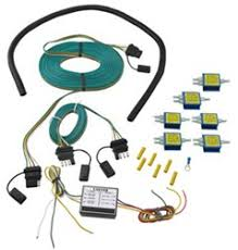 roadmaster 6 diode kit for towed vehicles w separate lighting wiring tow vehicle behind rv at Towed Vehicle Wiring