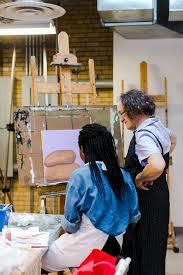 visual arts center of