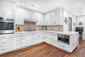 as the story goes for just about all of the homes we remodel our recent clients in arlington texas needed to update their kitchen with a new look and
