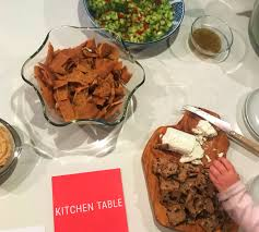The Kitchen Table App Cook Off At New School Of Cooking The