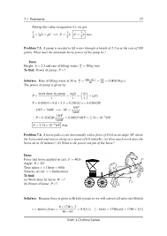 physics notes solved numerical of physics first year