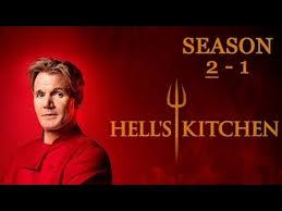 hell s kitchen season 2 episode 1 youtube