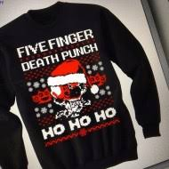 Ugly Christmas Sweaters For Every Rocker On Your List