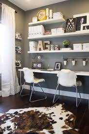 Home office ideas 7 tips Optam Ideas Cover Modest Design Home Office Wall Shelving Grado Design Photography Home Office Interior Design Home Office Work Remodelaholic Perfect Ideas Home Office Wall Shelving Get This Look Tips For