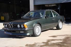 BMW Convertible 1985 bmw m635csi : 1985 BMW 6 Series E24 M6 / M635 CSI Coupe | classicregister