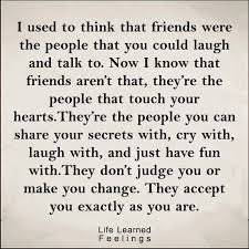 Lifelong Friend Quotes