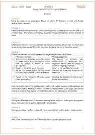 ncert solutions for cl 12 biology