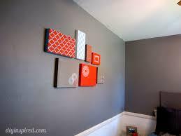 Shoebox Bedroom Shoe Box Lid Wall Art Diy Inspired