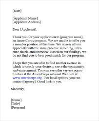 How To Reject A Job Candidate 9 Job Application Rejection Letters Templates For The Applicants