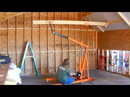 low cost diy drywall lift you