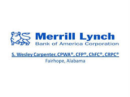 Merrill Lynch - S. Wesley Carpenter, CPWA®, CFP®, ChFC®, CRPC | Investment  Brokers/Securities - Events Calendar Integrated
