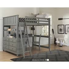 Bed With Desk Under.Desksloft Bed With Desk Ikea Loft Bed With ...