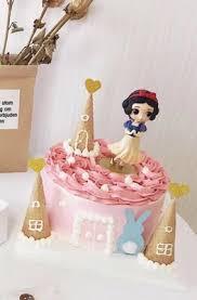 Disney Snow White Princess Cake Topper Figurine Toy Fondant Toppers