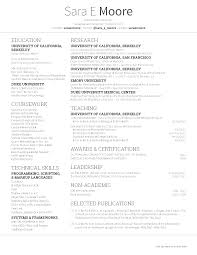 Xetex Cv Template Resume Format