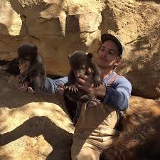 Teva Blog - Meet Wildlife Biologist and Conservationist Wesley Larson