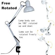 studio designs swing arm lamp adjule flexible swing arm desk lamp clamp on study artist drafting design office studio clamp table studio designs 12024