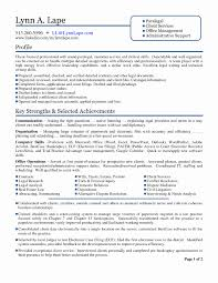 Free Download Bankruptcy Lawyer Sample Resume Resume Sample