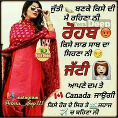 punjabi suit status for whatsapp