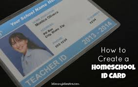 Of Parents A Mommy Homeschool Id For Maestra Benefits Card And The wzPqtTa