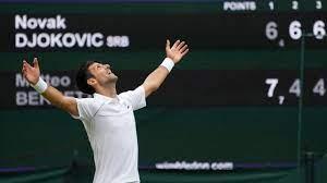 Novak Djokovic posts he is in for Tokyo ...