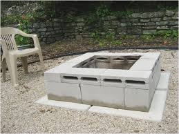 diy fire pit cinder blocks fire pit diy cinder block fireplace