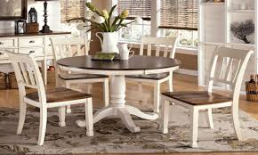 Round Kitchen Tables For 6 Round Kitchen Table Sets Walmart Transfey Decoration