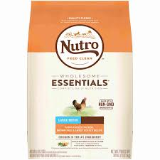 best for large dogs nutro wholesome essentials large breed dry dog food