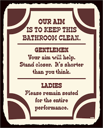 Home 5 Days Please Keep Clean Signs Housekeeping Clean Signs Printable Keep Bathroom Clean Signs