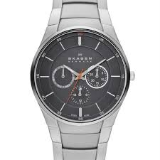 wilde contemporary jewellery and watches hitchin watches skagen men s watch multifunction silver bracelet