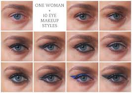 these 10 basic eye makeup styles will give you life make up eye