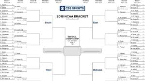 Ncaa Tournament Bracket Scores 2018 Ncaa Tournament Bracket Scores Schedule Updates For Friday