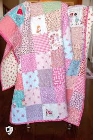 Patchwork Quilt Patterns Interesting 48 Beginner Quilt Patterns And Tutorials On Polka Dot Chair