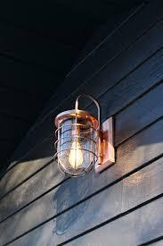 Copper Outdoor Light Fixtures New Copper Outdoor Lights Copper Lighting Outdoor