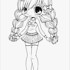 Anime Chibi Boy Coloring Pages Xmas Pinterest Coloring Collection
