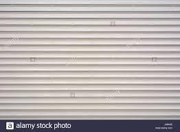 white garage door texture. White Metal Roller Door Shutter Background And Texture Garage H