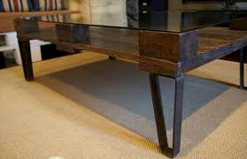 Brilliant Rustic Glass Coffee Table Diy Pallet Coffee Table With Glass Top  Pallet Furniture Diy