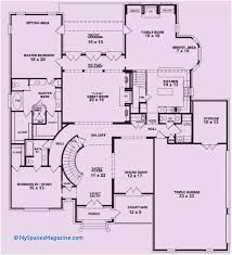 4 bedroom 3 bath house plans. Exellent House 4 Bedroom 3 Bath House Plans New 2 Floor Home Story Throughout